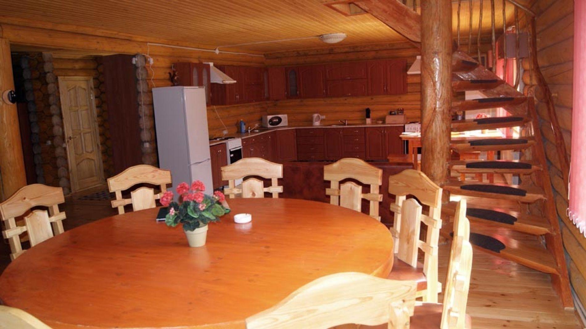 Парк-отель «Дербовеж» Тверская область Коттедж Охотничий № 25, фото 6