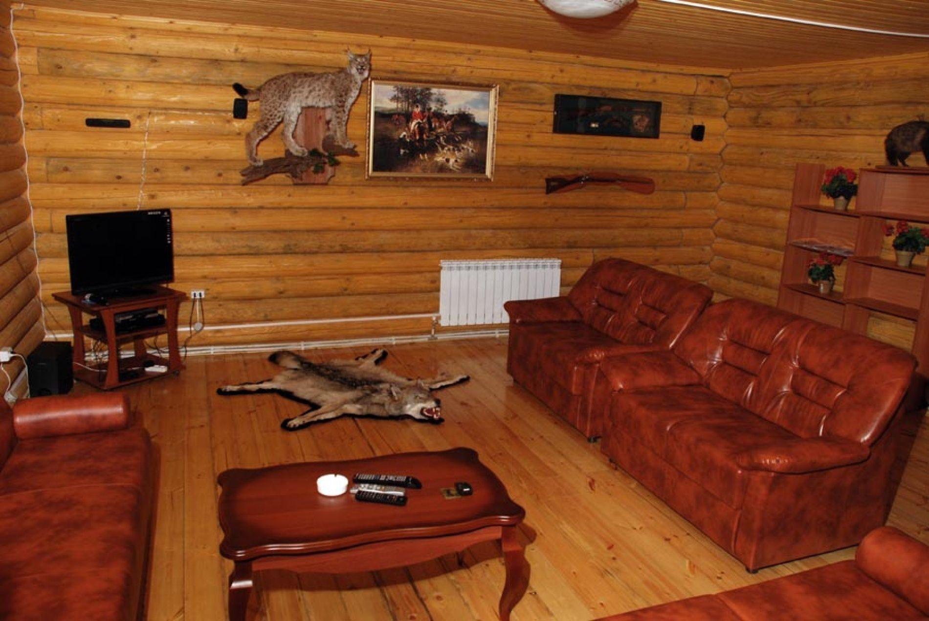 Парк-отель «Дербовеж» Тверская область Коттедж Охотничий № 25, фото 2