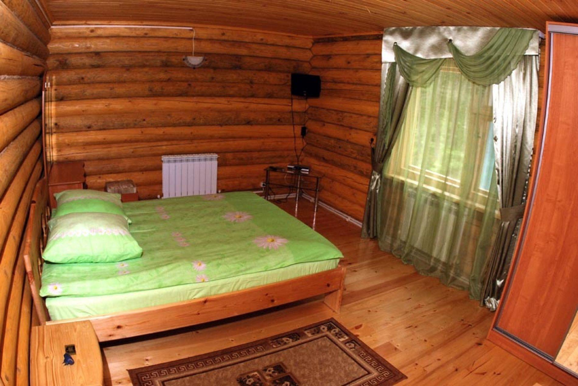 Парк-отель «Дербовеж» Тверская область Коттедж Охотничий № 25, фото 1