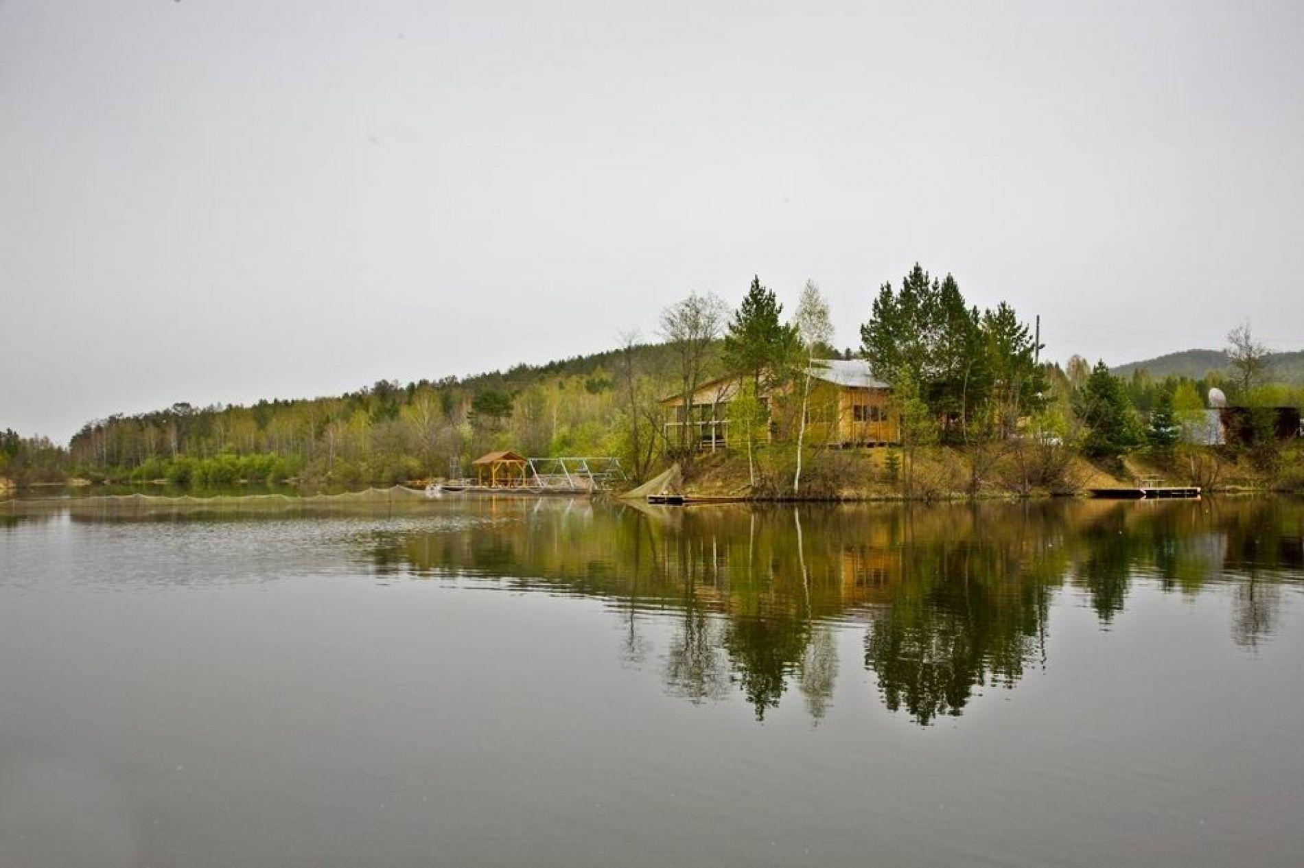 """Рыболовно-охотничья база """"Тихая заводь"""" Челябинская область, фото 1"""
