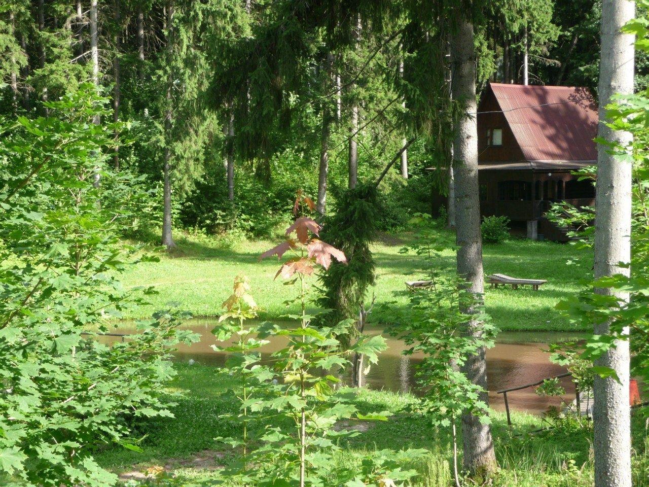"""Парк-отель """"Воробьи"""" Калужская область, фото 3"""