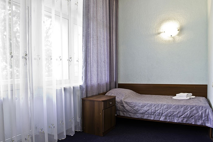 Санаторий «Волжские дали» Саратовская область Эконом двухместный, фото 6