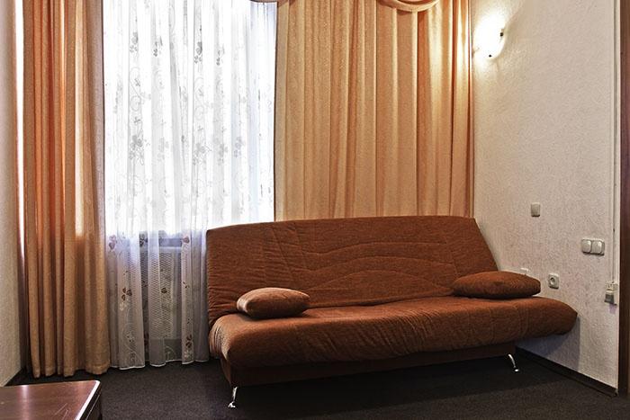 Санаторий «Волжские дали» Саратовская область Комфорт двухкомнатный, фото 3