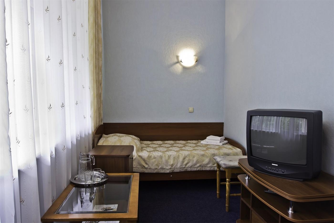 Санаторий «Волжские дали» Саратовская область Комфорт двухместный, фото 3