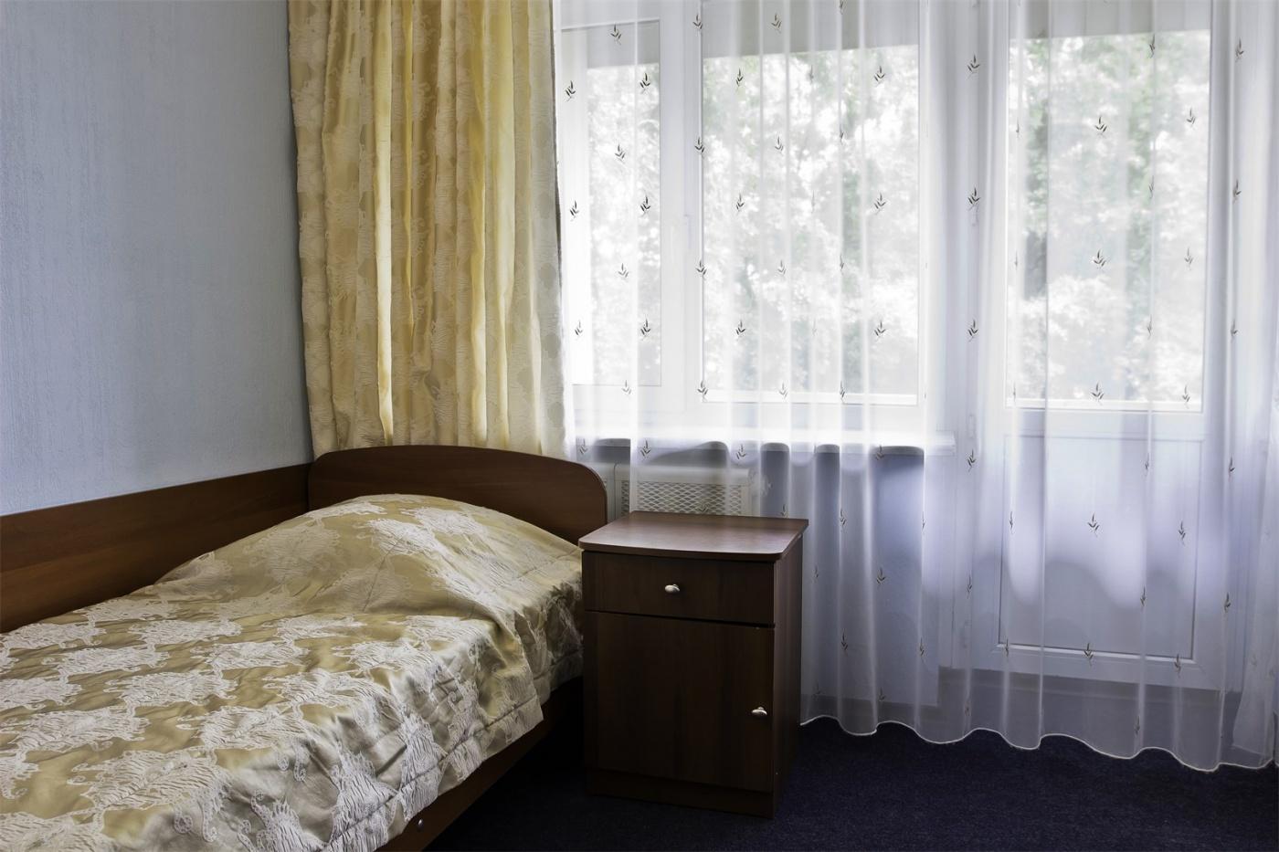 Санаторий «Волжские дали» Саратовская область Комфорт двухместный, фото 2