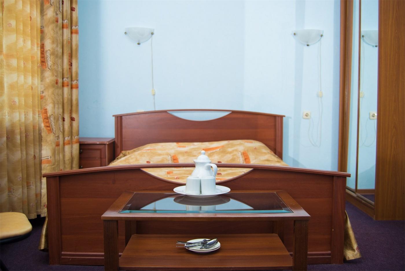 Санаторий «Волжские дали» Саратовская область Комфорт двухместный, фото 1
