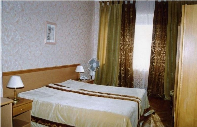 Санаторий «Первомайский» Республика Крым Номер «Полулюкс» 2-местный 1-комнатный, фото 1