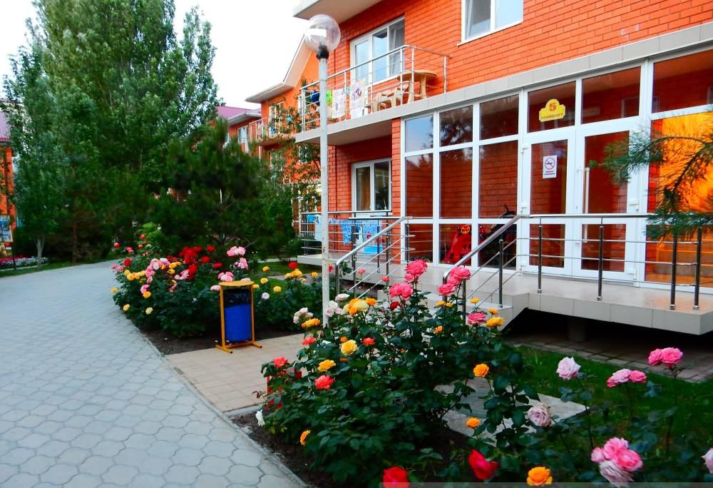 Пансионат «Нико» Краснодарский край, фото 4