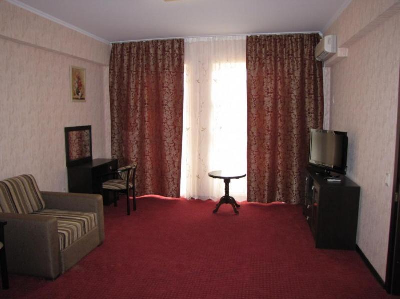 Пансионат «Нико» Краснодарский край Люкс 7 корпус 2-комнатный, фото 4