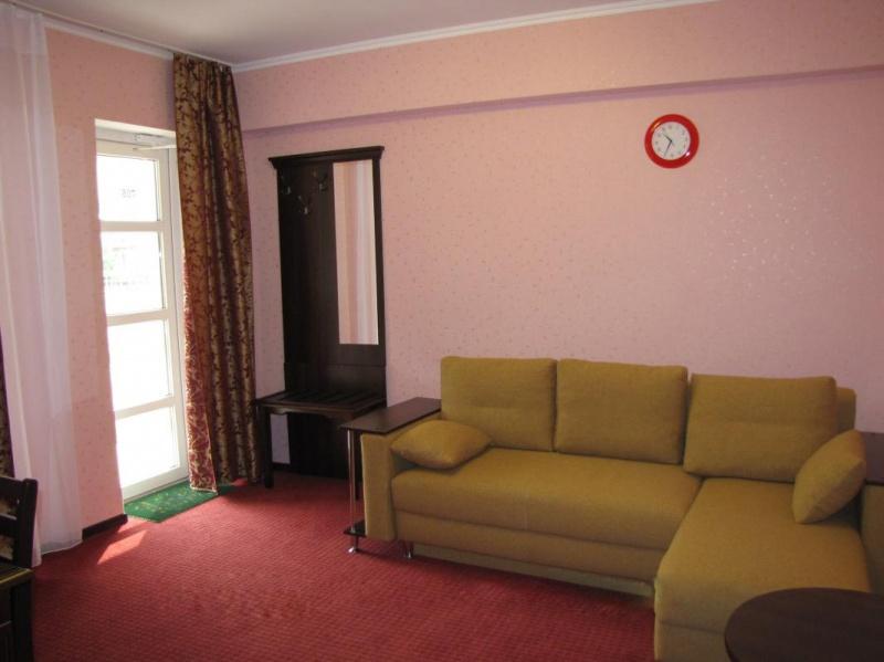 Пансионат «Нико» Краснодарский край Люкс 7 корпус 2-комнатный, фото 3