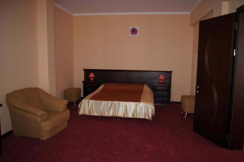 Пансионат «Нико» Краснодарский край Люкс 7 корпус 2-комнатный, фото 1