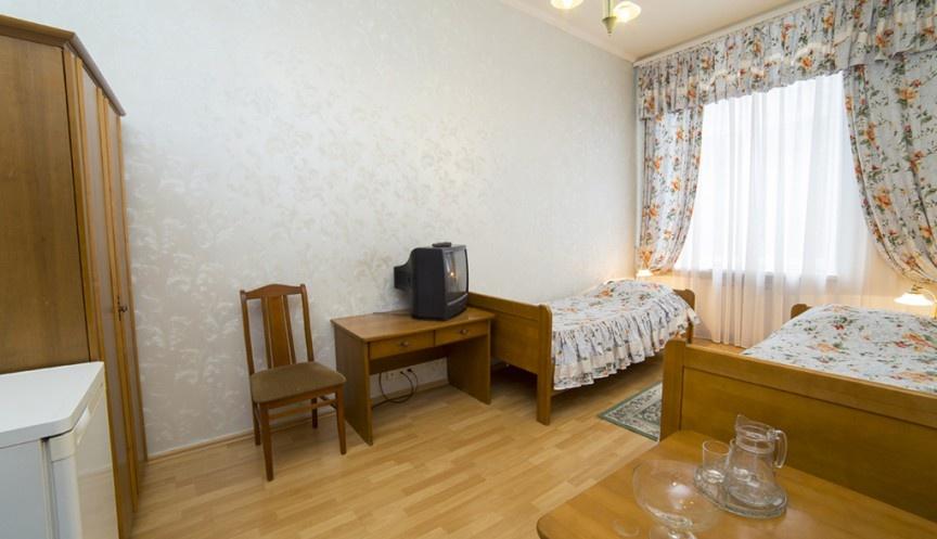 Санаторий «Литвиново» Московская область Стандарт трёхместный, фото 1