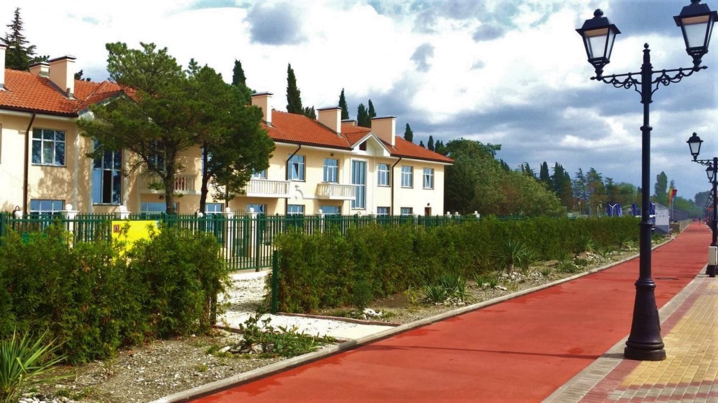 База отдыха «Адлер» Краснодарский край, фото 2