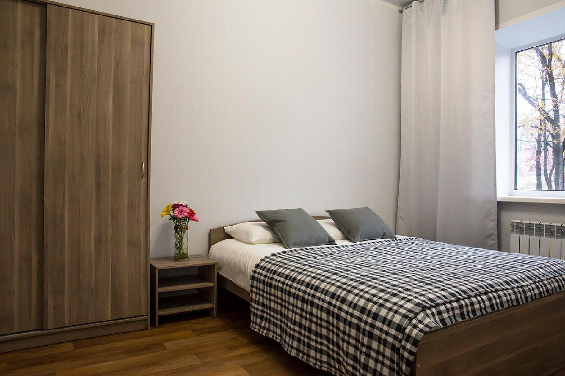 """Парк-отель """"Три Кота"""" Самарская область Без кухни с одной кроватью, фото 1"""
