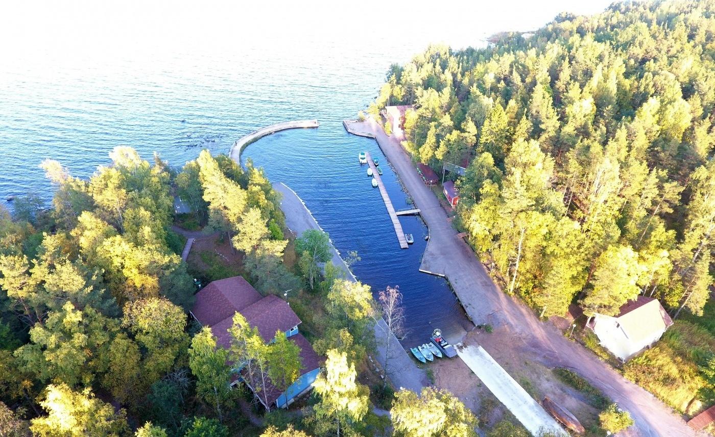 База отдыха «Ладога озеро» Ленинградская область, фото 4