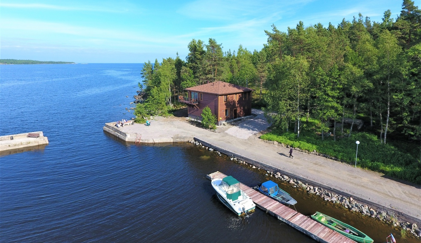 База отдыха «Ладога озеро» Ленинградская область, фото 1