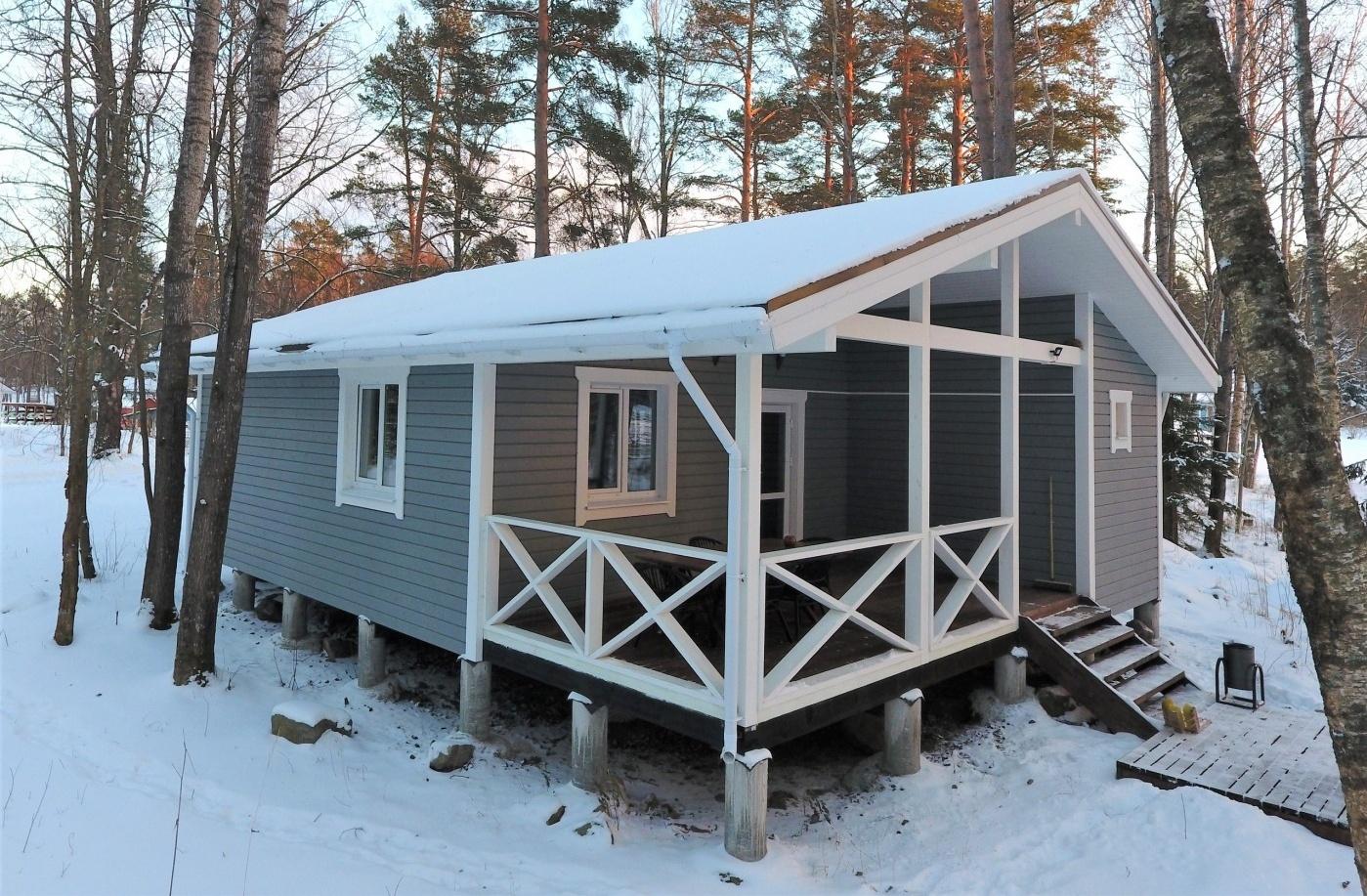 База отдыха «Ладога озеро» Ленинградская область Дом Грибника, фото 9