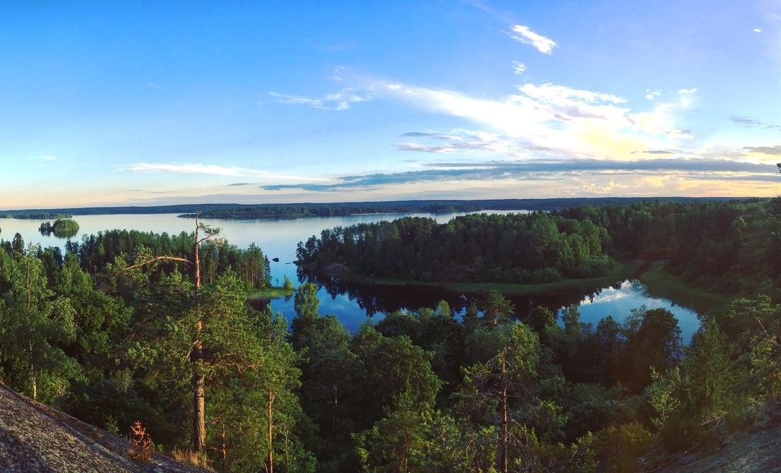 База отдыха «Ладога озеро» Ленинградская область, фото 2