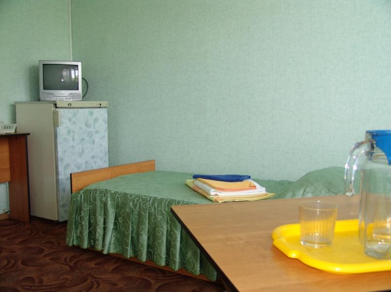 Санаторий «Кубань» Краснодарский край 2-местный номер 1 категории 1-комнатный , фото 3
