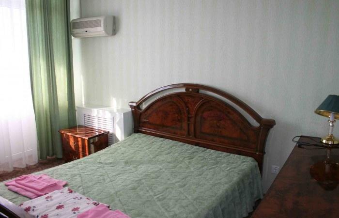 Санаторий «Кубань» Краснодарский край 2-местный номер 1 категории 2-комнатный (семейный), фото 1