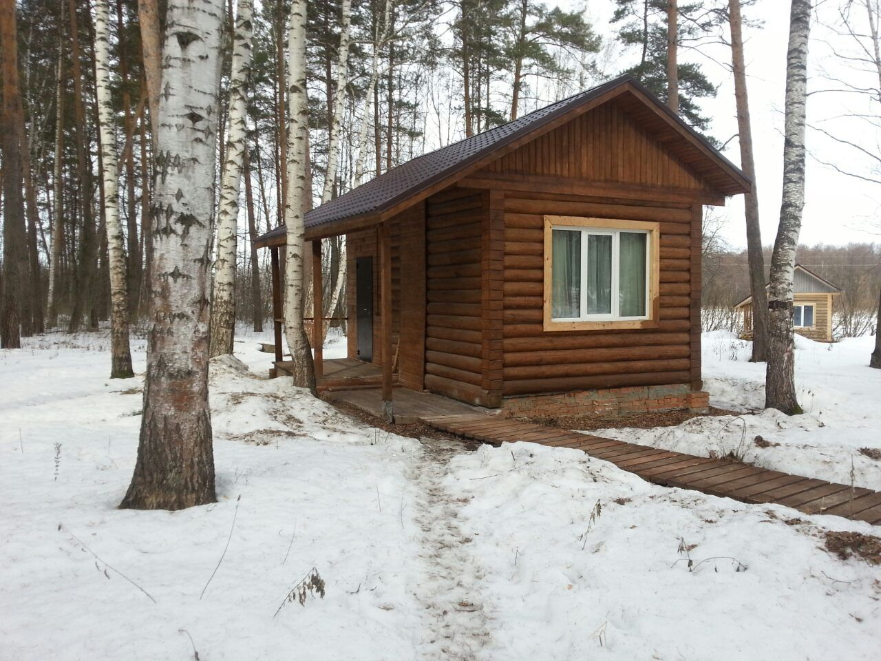 Загородный клуб «Шавская Долина» Нижегородская область Домик-люкс, фото 1