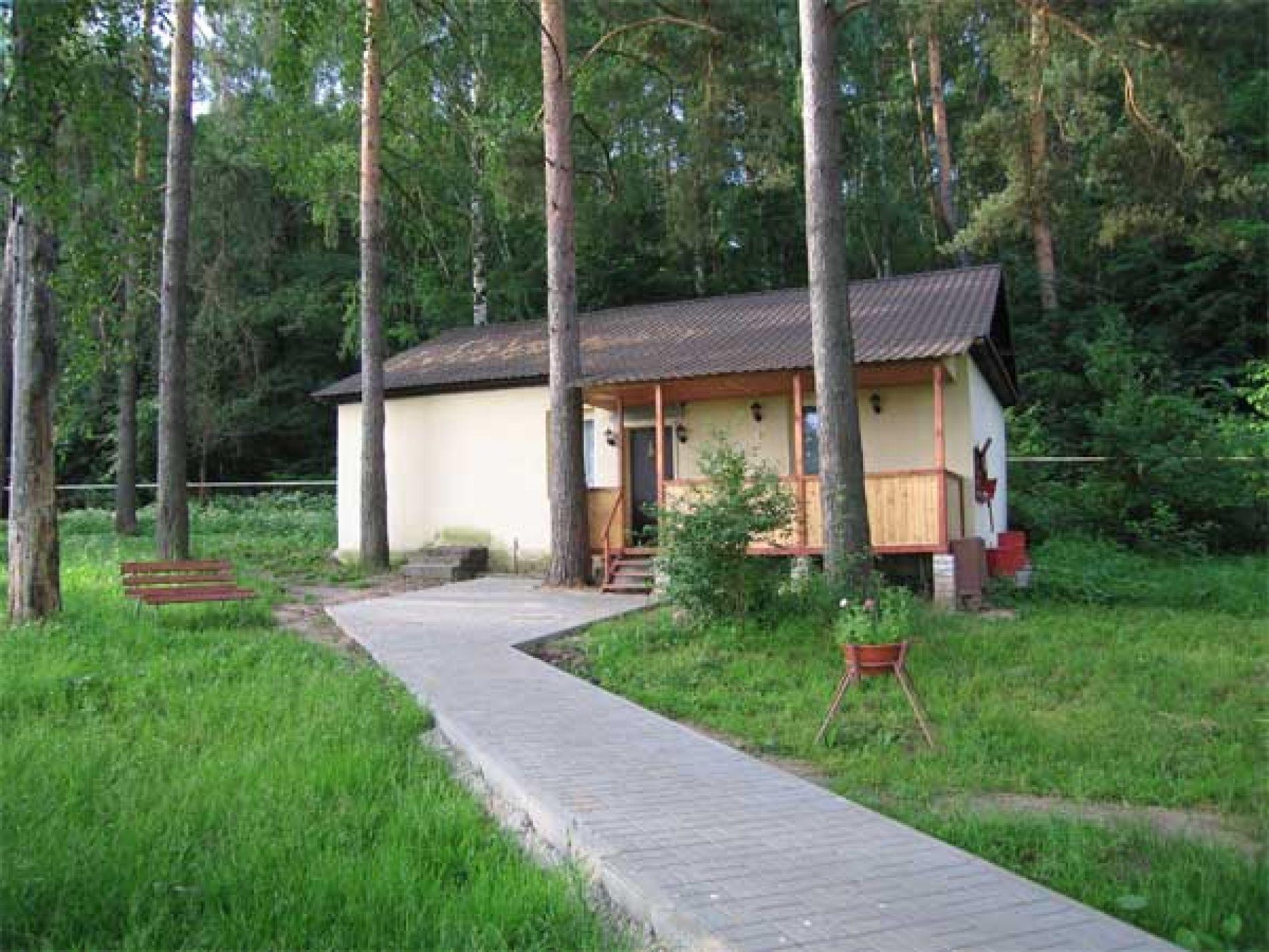 Загородный клуб «Шавская Долина» Нижегородская область 2-местный номер в домике, фото 1