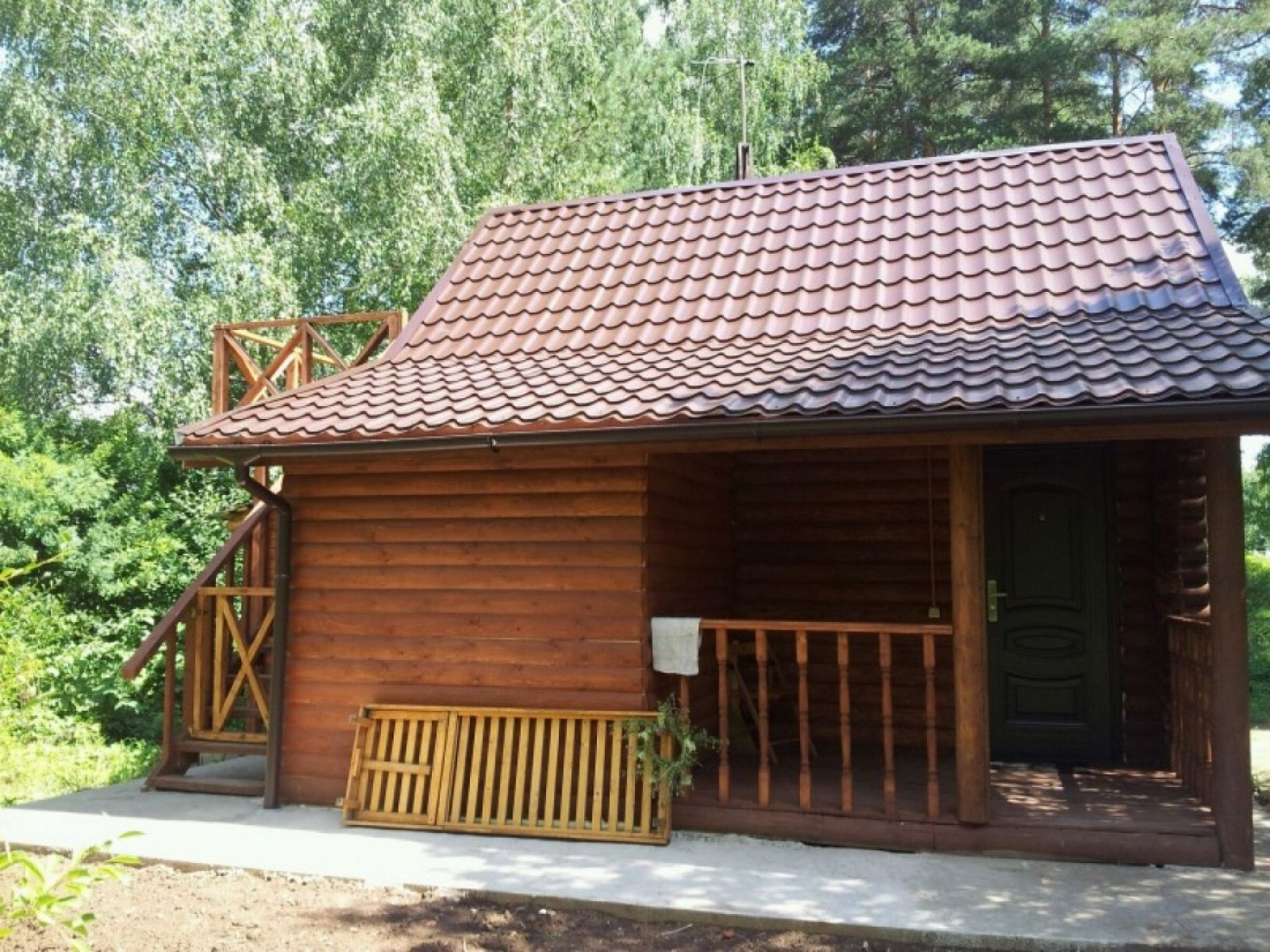 Загородный клуб «Шавская Долина» Нижегородская область Домик, фото 1