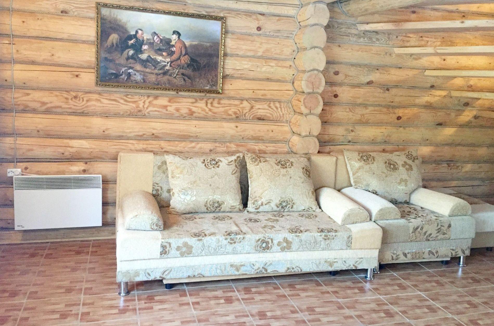Эколого-туристический комплекс «Бреховский Луг» Пермский край Коттедж №1, фото 4
