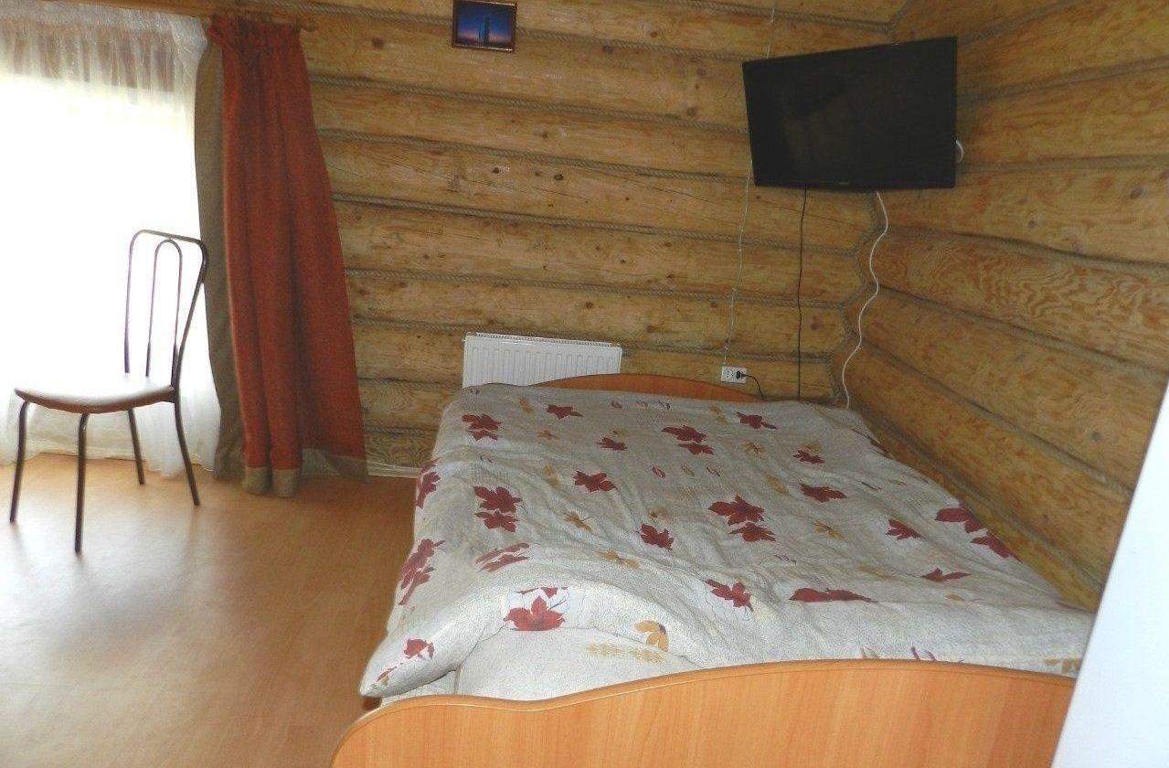 Эколого-туристический комплекс «Бреховский Луг» Пермский край Номер 2-местный в гостинице «Дом рыбака» , фото 1