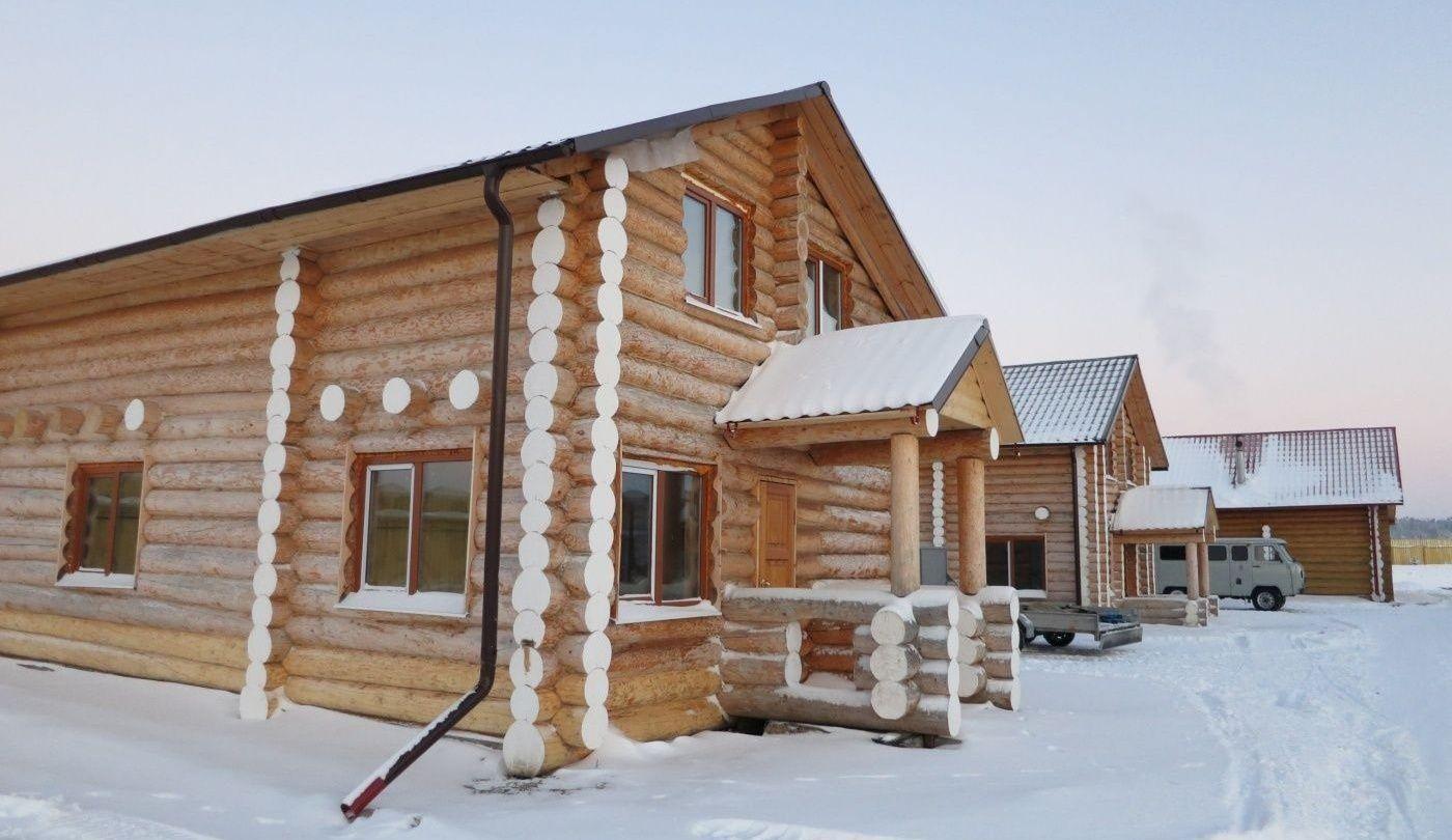 Эколого-туристический комплекс «Бреховский Луг» Пермский край, фото 1