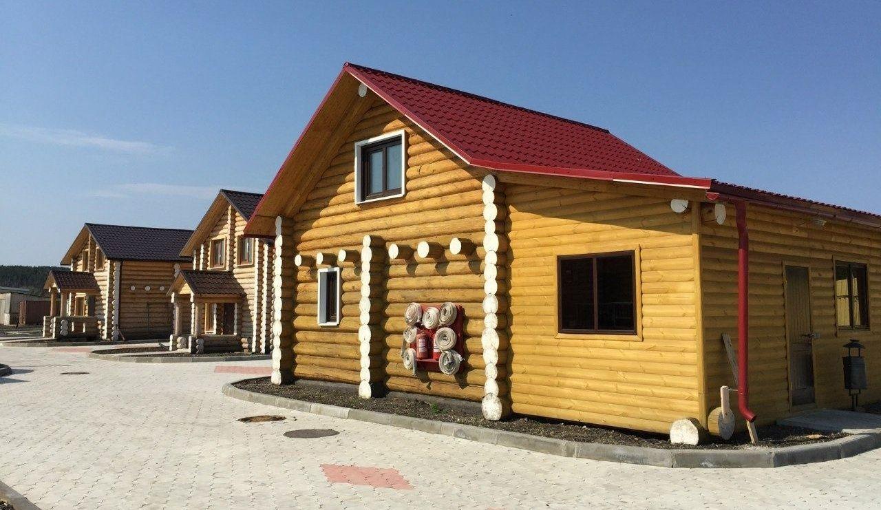 Эколого-туристический комплекс «Бреховский Луг» Пермский край, фото 3