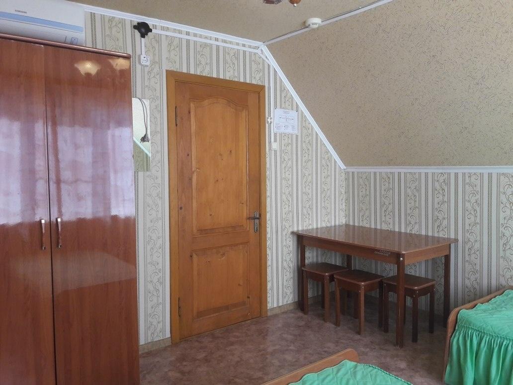 Пансионат «Ладога» Краснодарский край Домик 2 категории «Эконом», фото 7