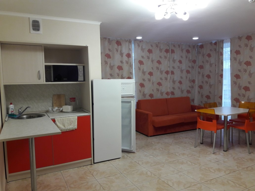 Пансионат «Ладога» Краснодарский край «Апартаменты» в коттедже, фото 4