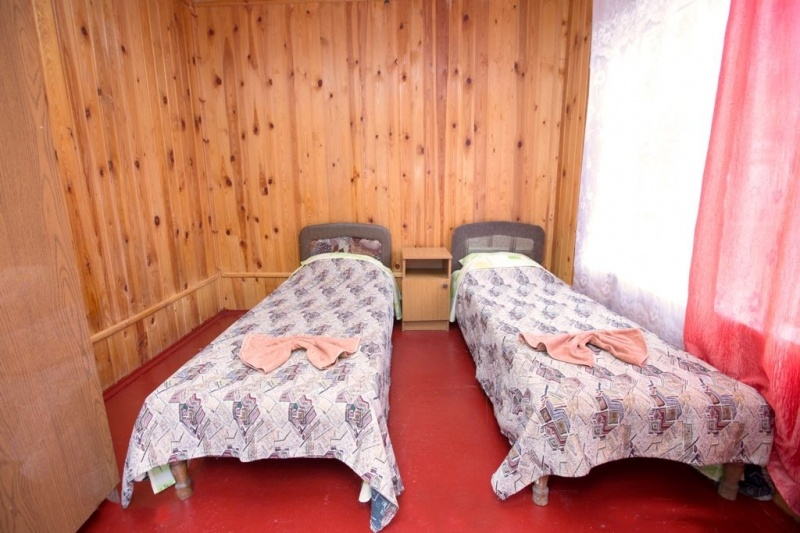Курортный отель «Дельфин» Краснодарский край Эконом 2-местный, фото 1