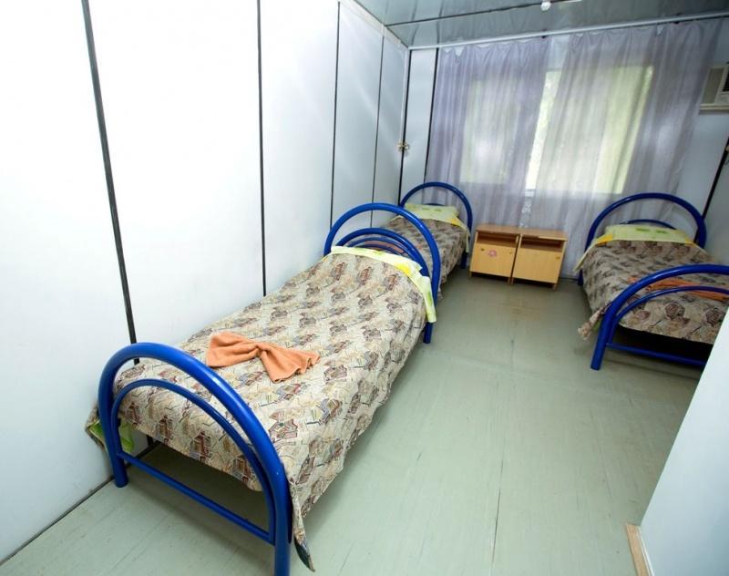 Курортный отель «Дельфин» Краснодарский край Стандарт 3-местный, фото 2