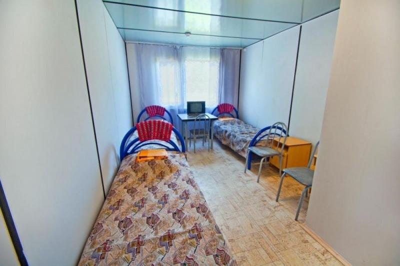 Курортный отель «Дельфин» Краснодарский край Стандарт 3-местный, фото 3