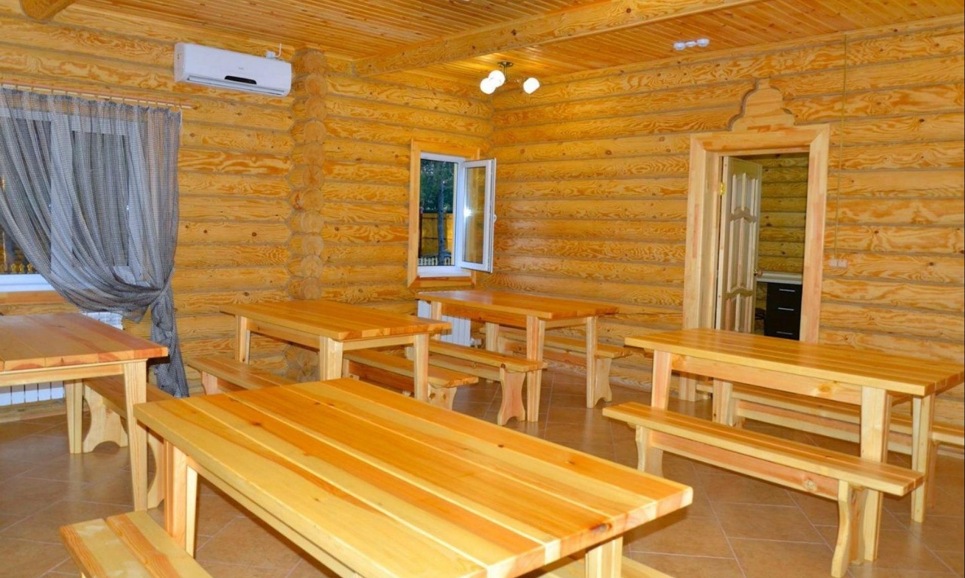 База отдыха «Звениговская» Республика Марий Эл Коттедж на 14 человек, фото 9