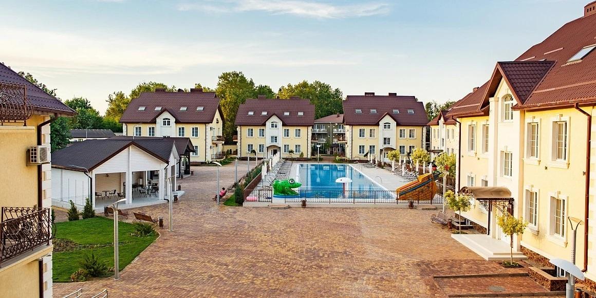 Отель «Alean Family Hotel Usadba 4*» Краснодарский край, фото 2