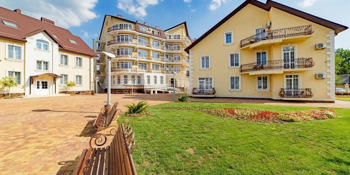 Отель «Alean Family Hotel Usadba 4*» Краснодарский край, фото 3