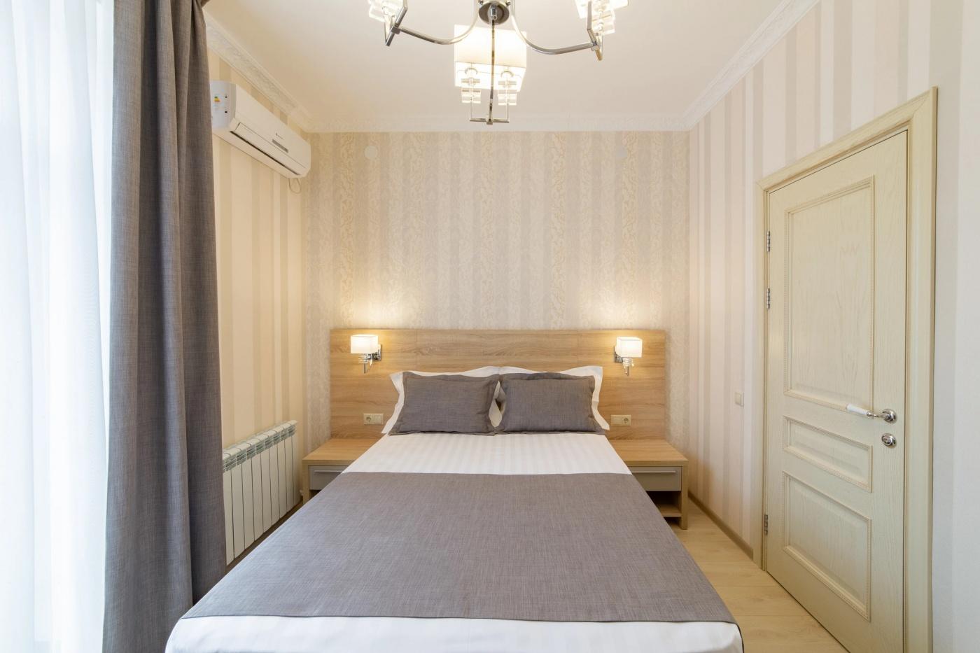 Отель «Alean Family Hotel Usadba 4*» Краснодарский край Стандарт 1-местный, фото 1