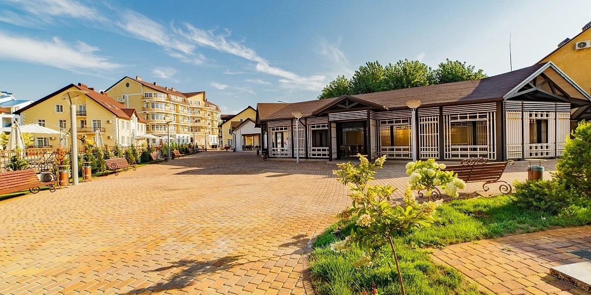Отель «Alean Family Hotel Usadba 4*» Краснодарский край, фото 4