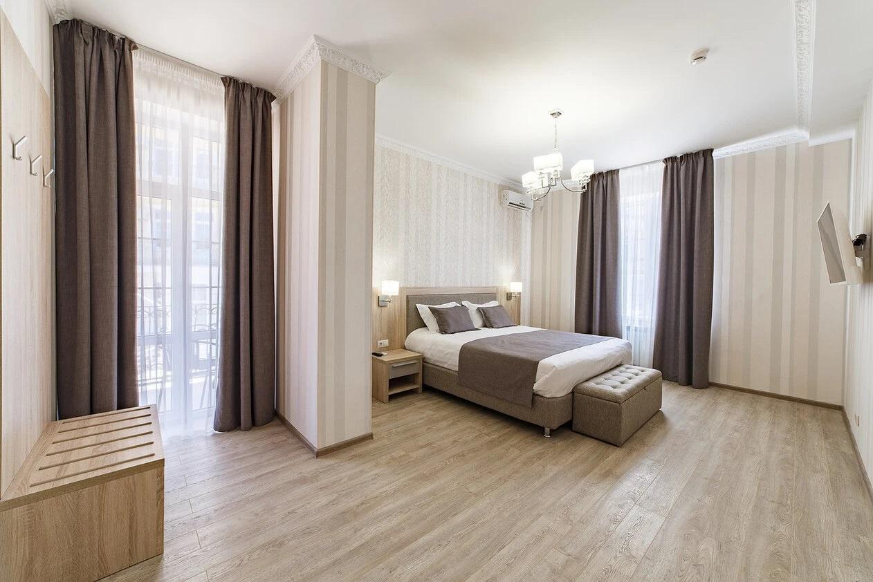 Отель «Alean Family Hotel Usadba 4*» Краснодарский край Люкс 2-комнатный , фото 2