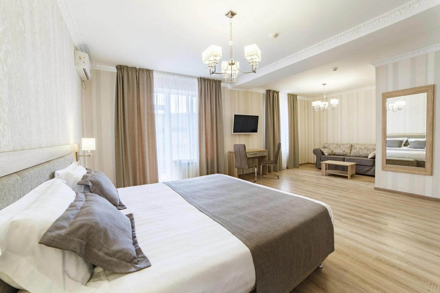 Отель «Alean Family Hotel Usadba 4*» Краснодарский край Стандарт Улучшенный 2-местный , фото 2