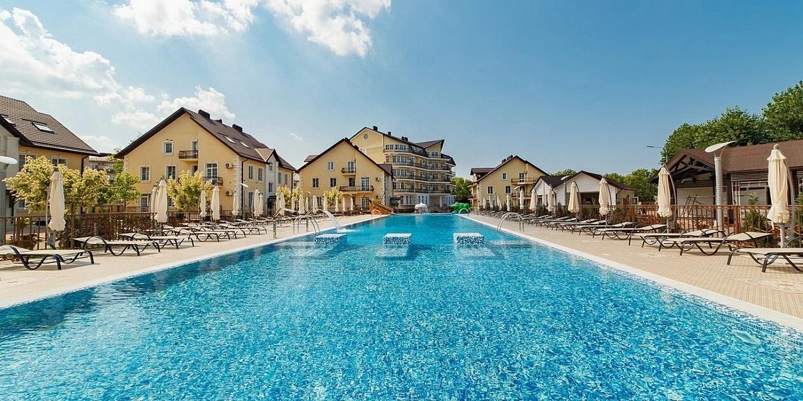 Отель «Alean Family Hotel Usadba 4*» Краснодарский край, фото 6