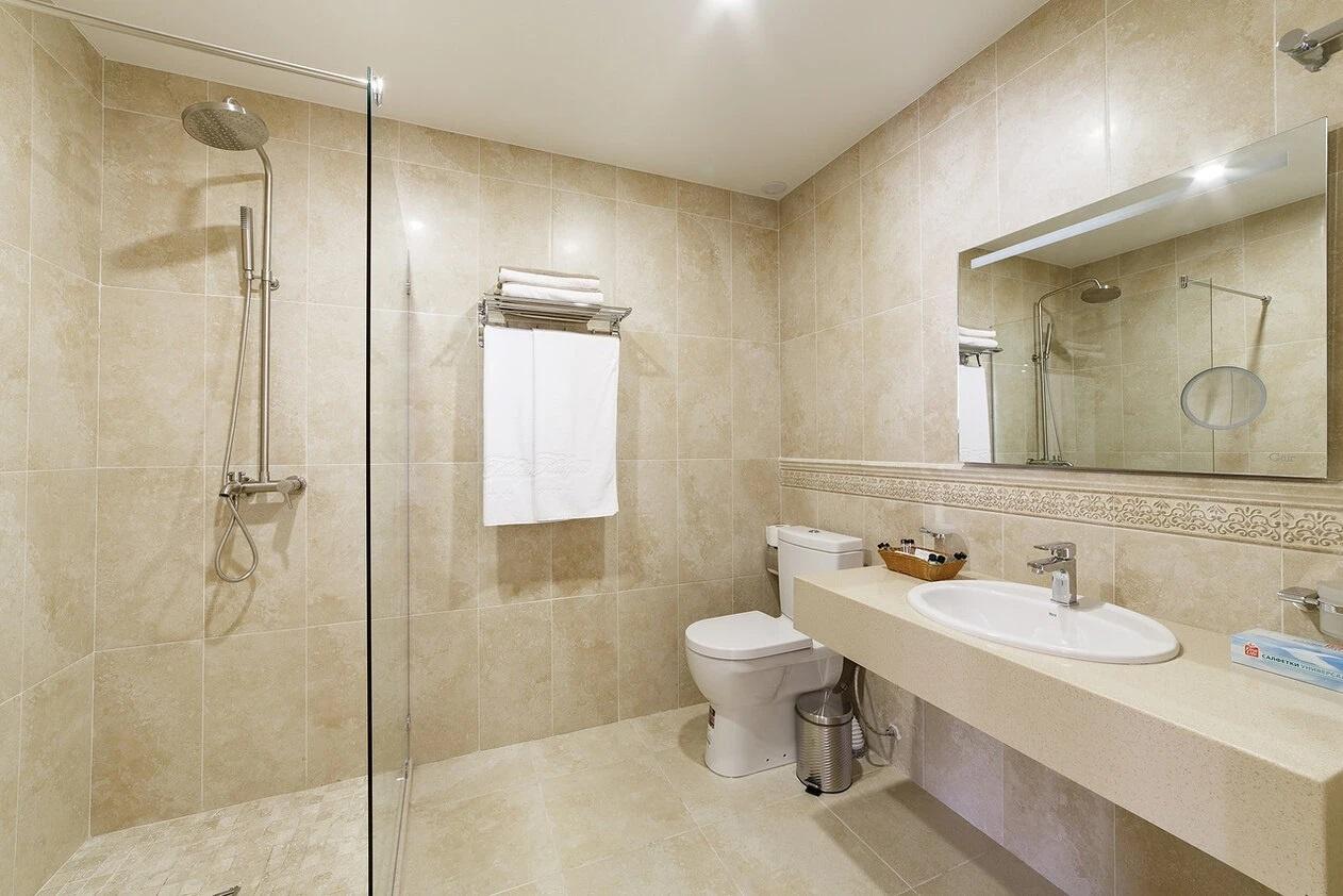 Отель «Alean Family Hotel Usadba 4*» Краснодарский край Стандарт Улучшенный 2-местный , фото 5