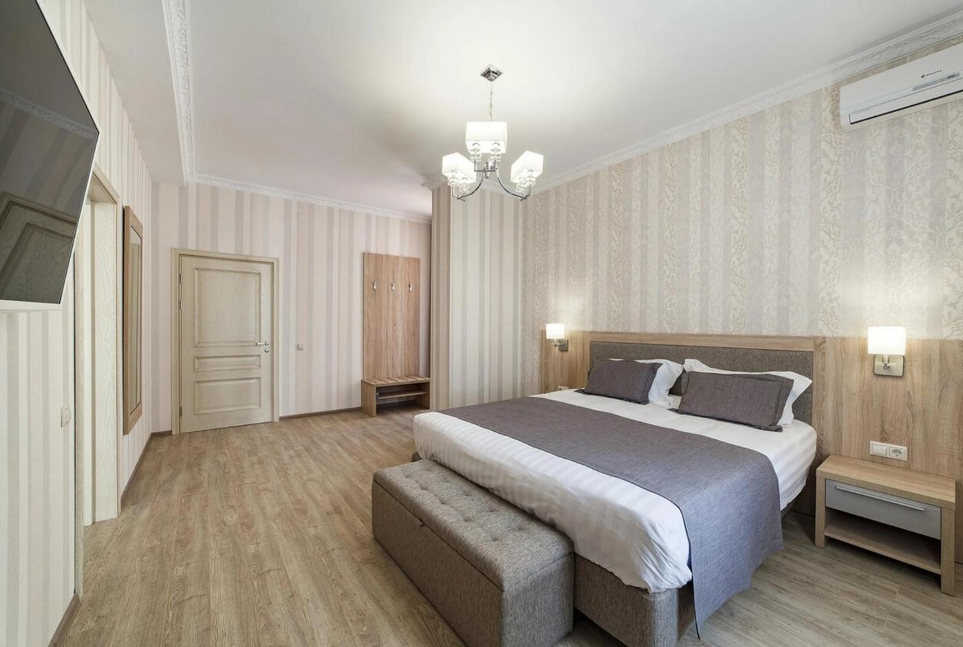 Отель «Alean Family Hotel Usadba 4*» Краснодарский край Семейный 2-комнатный, фото 1