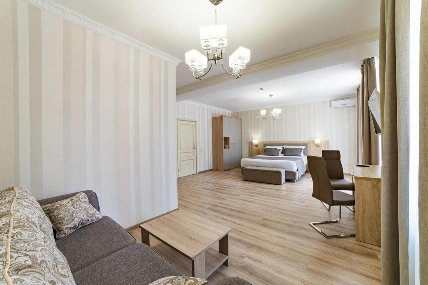 Отель «Alean Family Hotel Usadba 4*» Краснодарский край Стандарт Улучшенный 2-местный , фото 4