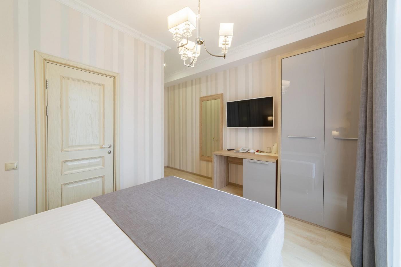 Отель «Alean Family Hotel Usadba 4*» Краснодарский край Стандарт 1-местный, фото 2