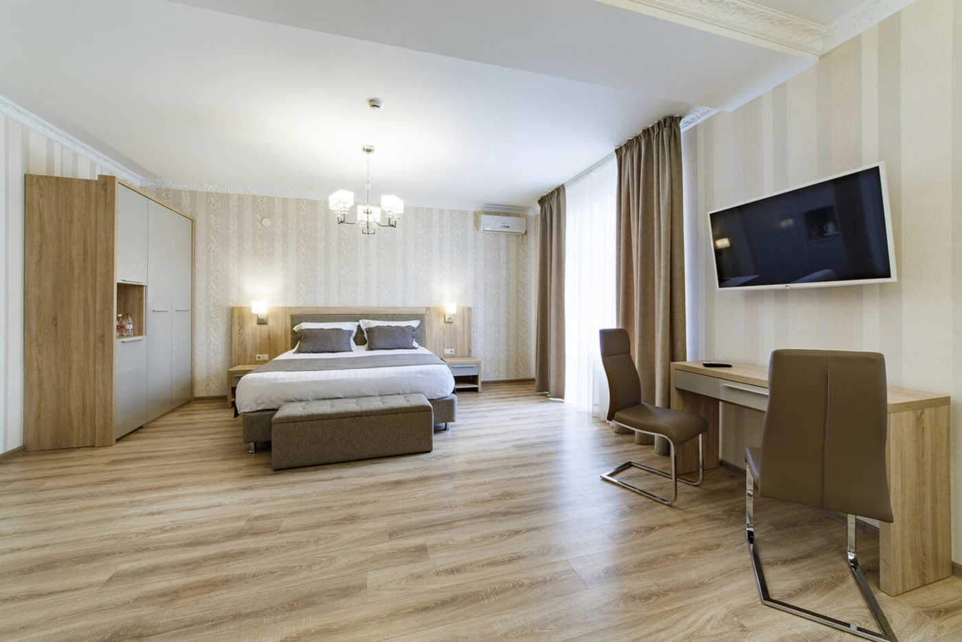 Отель «Alean Family Hotel Usadba 4*» Краснодарский край Стандарт 2-местный, фото 1