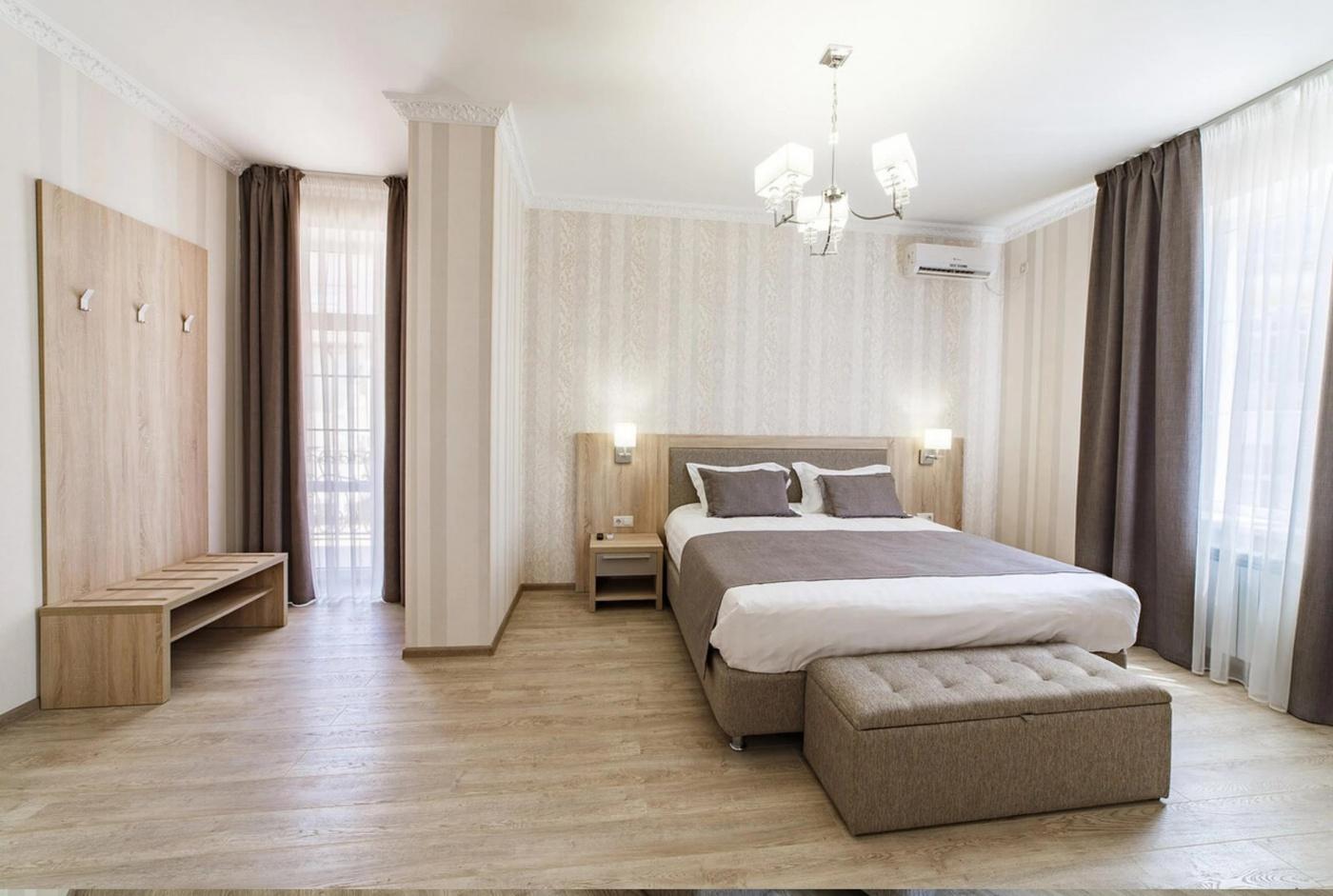 Отель «Alean Family Hotel Usadba 4*» Краснодарский край Семейный 2-комнатный, фото 2